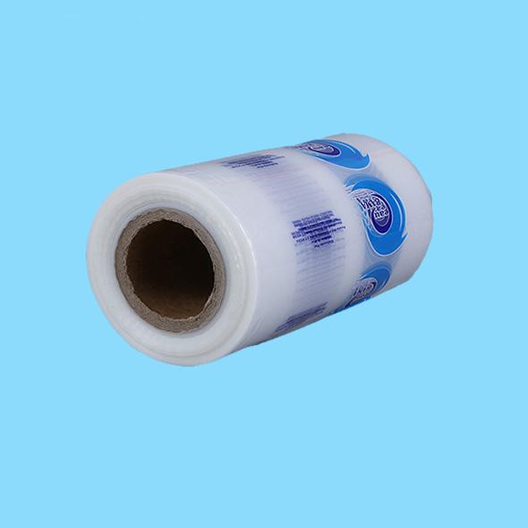 Water sachet film