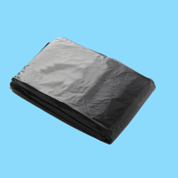 Heavy duty extra garbage bags