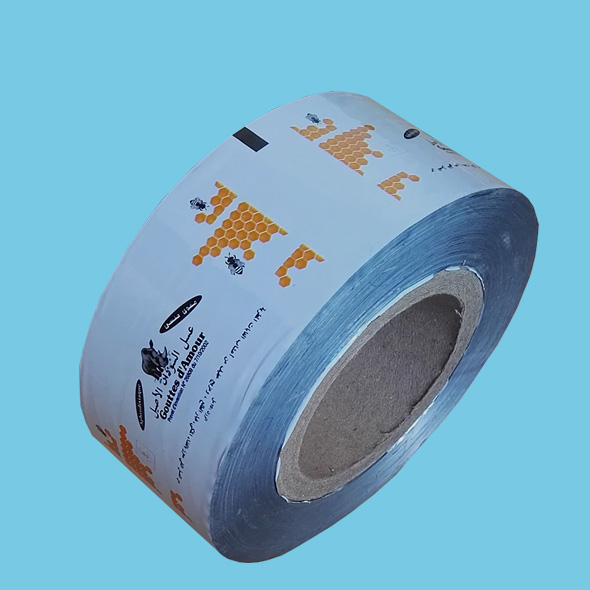 Customized printing multilayer film roll