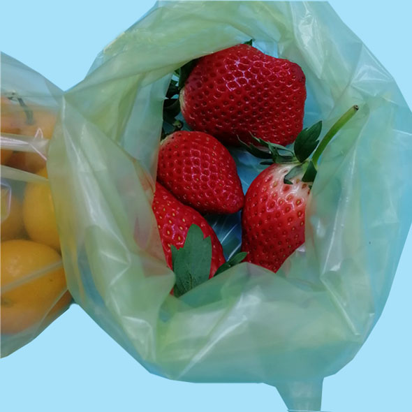 Keep fresh longer poly modified atmosphere packaging bags for fruits & vegetables