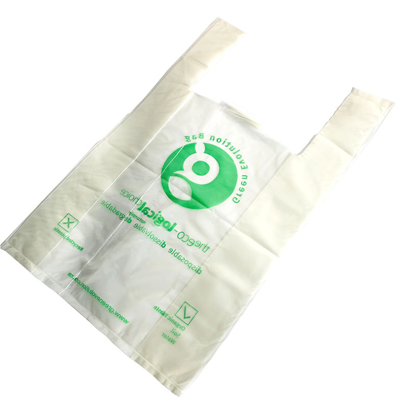 Water Dissolved Shopping Bags _ Biodegradable PVA Bags